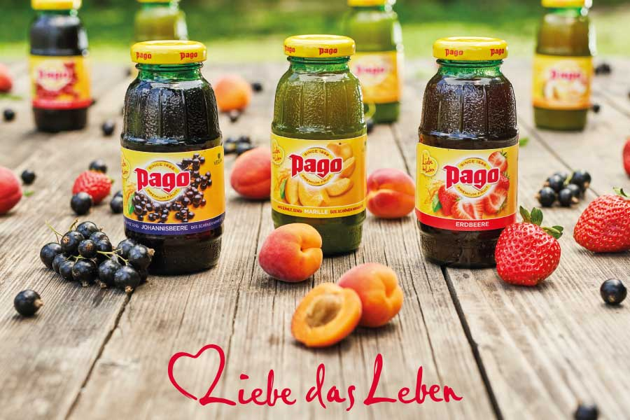 Pago Fruchtsaft