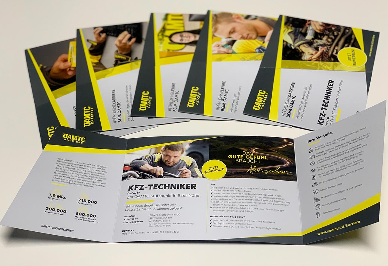 ÖAMTC / Employer Branding Kampagne